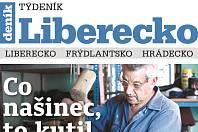 Vychází nový Týdeník Liberecko.