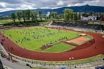 Sportpark Liberec je největší sportovně-relaxační areál v regionu.
