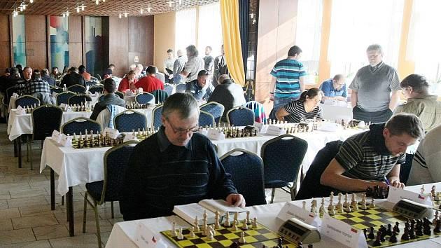 HOTEL Liberec patřil šachistům ze 14 zemí.