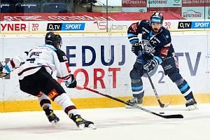 6. zápas semifinále Bílí Tygři Liberec – Sparta Praha