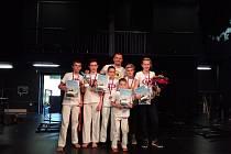 Capoeira měla pátý Open a Liberec dokázal získat půltucet medailí.
