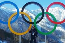 TO NEJSOU ALPY – TO JE KAVKAZ. A s olympijskými kruhy Jakub Jiroutek.