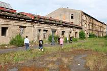 Frýdlantští zastupitelé si prohlédli areál bývalé Tiby.