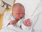 TOBIÁŠ SMUTNÝ  Narodil se 24. ledna v liberecké porodnici mamince Markétě Tučkové z Liberce. Vážil 3,50 kg a měřil 50 cm.