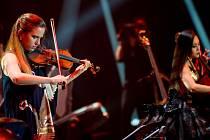 Koncertní show Vivaldianno World Tour 2016.