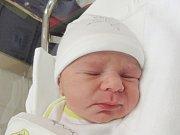 MAXIM ZIERIS Narodil se 26. července v liberecké porodnici mamince Adéle Zierisové ze Stráže nad Nisou. Vážil 3,11 kg a měřil 51 cm.