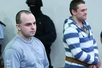 Oba muži půjdou na mnoho let do vězení