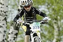 LUDMILA KAREISOVÁ. Medaile pro Cyklofit Liberec ze závodu Bike Babí léto 2013.