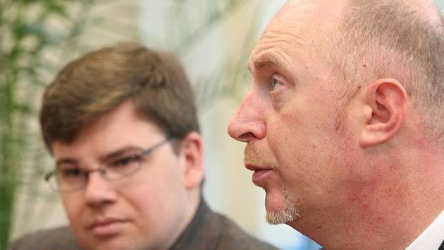 Ministr spravedlnosti Jiří Pospíšil přijel v úterý 4. března na pracovní návštěvu Libereckého kraje.