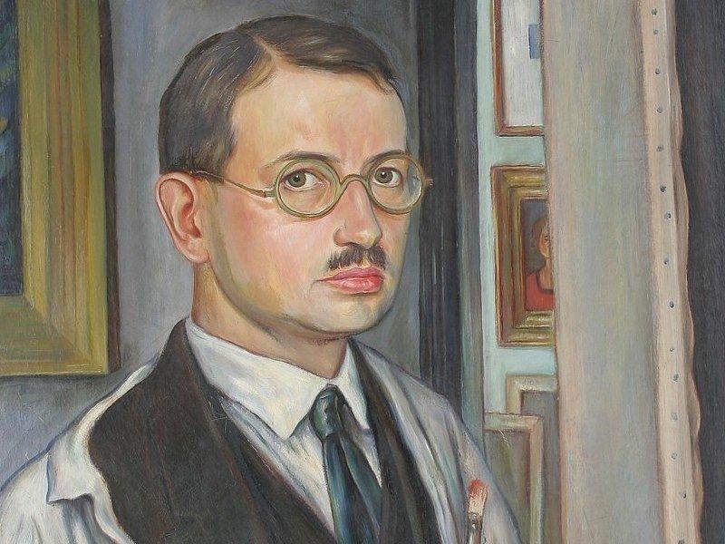 Výstava 60 let, 60 tváří v Oblastní galerii.