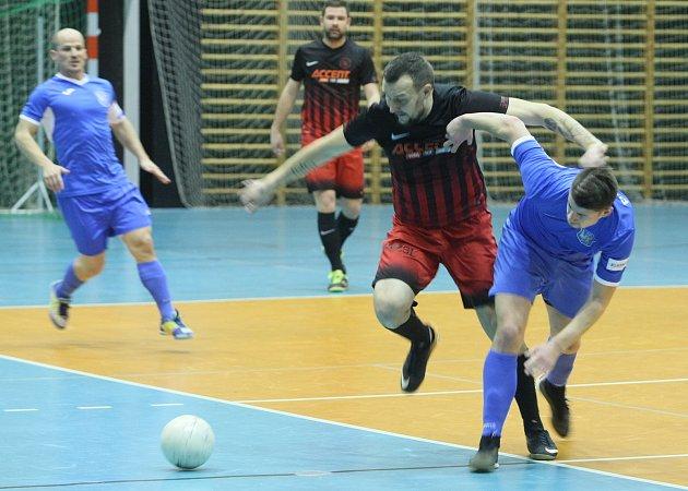Futsalový Liberec dál vládne II. lize.