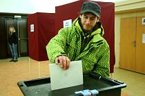 Volby na Liberecku - druhé kolo.