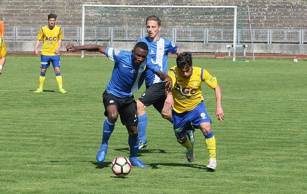 Fotbalová juniorka Slovan Liberec - Teplice 0:0