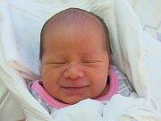 ELISABETH NGUYENOVÁ. Narodila se 23. října v liberecké porodnicimamince Veronice Judové z Chrastavy.Vážila 2,70 kg a měřila 48 cm.