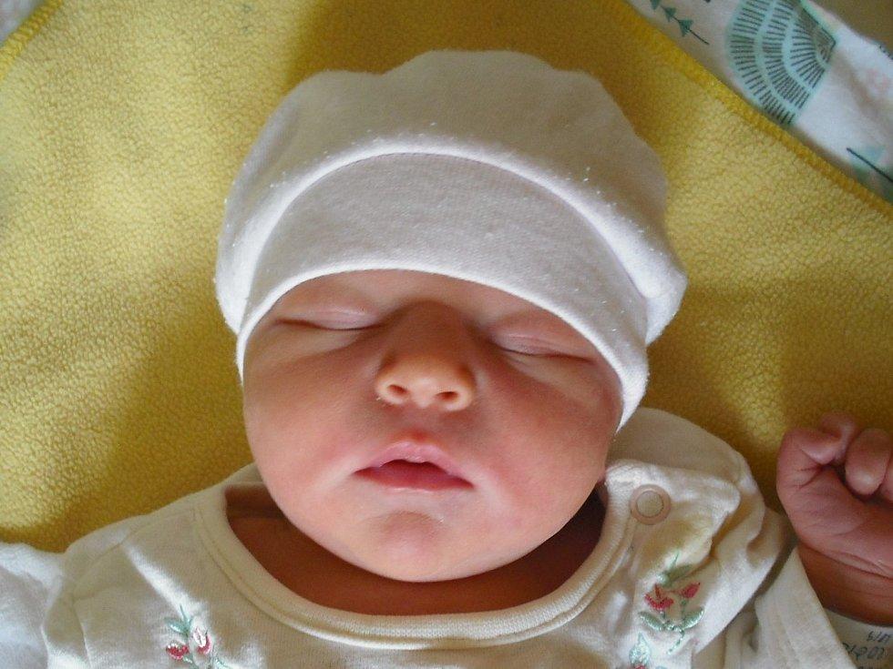 Markéta Holubová. Narodila se 12. září v jablonecké porodnici mamince Barboře Kročilové z Liberce. Vážila 2,59 kg a měřila 48 cm.