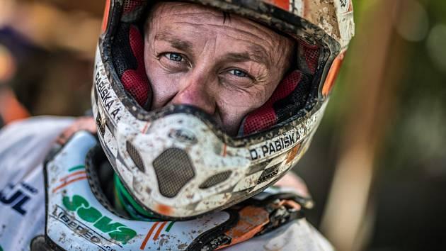 Pabiška shání na svůj jedenáctý Dakar finance.