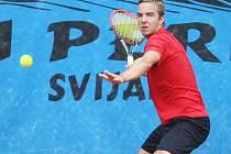 TENISOVÝ CHALLENGER Svijany Open 2014 se rozjíždí.
