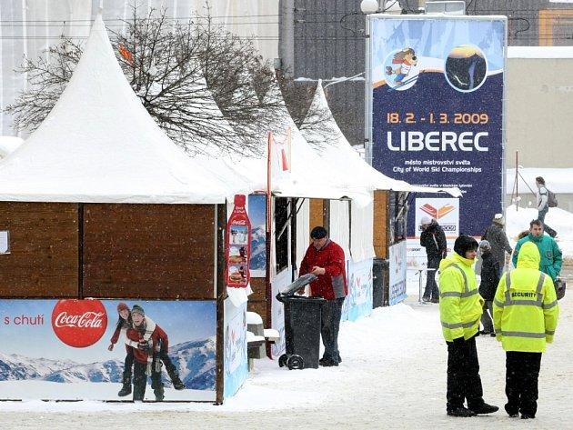 Mistrovství světa v Liberci. Ilustrační foto