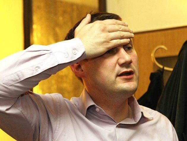 Martin Půta, lídr hnutí Starostové pro Liberecký kraj