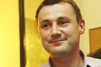 Martin Půta, starosta Hrádku nad Nisou