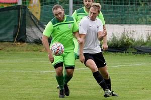 Fotbalová I.A třída: Ruprechtice - Bílý Kostel.