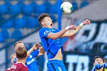 FC Slovan Liberec - AC Sparta Praha ve 2. kole 0:5, pak Liberec představil nového partnera.