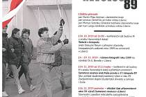 Vzpomínková akce na události roku 1989