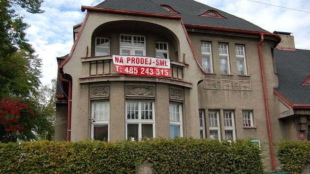 NA PRODEJ. Město prodává i bývalou mateřskou školku v Ruprechticích.