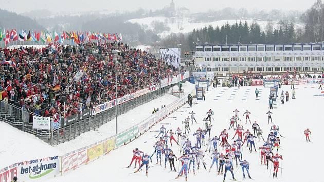Mistrovství světa v klasickém lyžování v Liberci 2009.