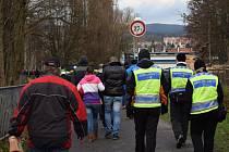 Bezpečnostní opatření - Stadion U Nisy.