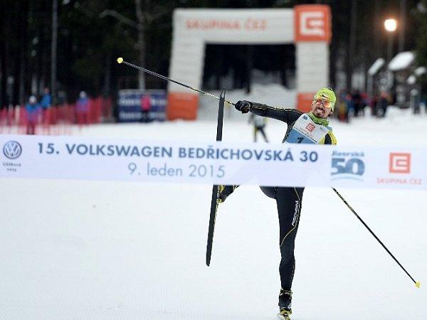 Jiří Ročárek vyhrál třicítku ipětadvacítku.