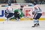 30 kolo extraligy ledního hokeje mezi Bílí Tygři Liberec a BK Mladá Boleslav