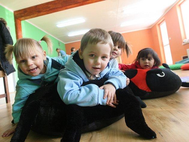 Děti z Klokánku. Ilustrační foto