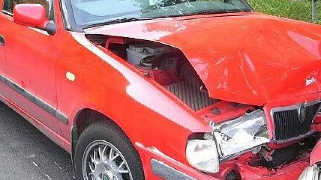 Část nehod bývá fingovaná