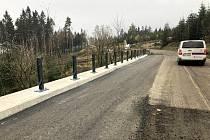 Celková délka opravovaného úseku je tři kilometry a vroce 2020 byly dokončeny práce na horním 1,5 kilometru dlouhém úseku.