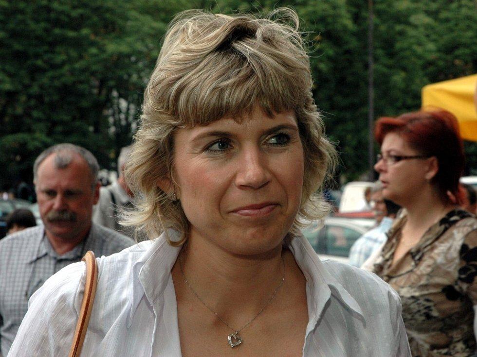 LYŽAŘKA. Kateřina Neumannová se stala prezidentkou organizačního výboru MS 2009.