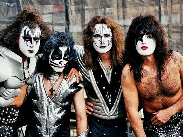Kiss Forever Band zMaďarska.