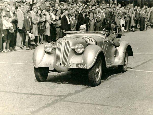 LEOPOLD LANCMAN patřil knejvětším závodníkům vpoválečné éře.