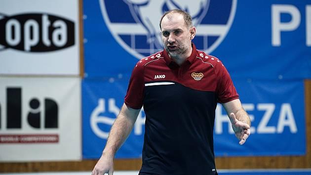 Liberecký trenér Libor Gálík. Foto: Deník/ Jan Pořízek