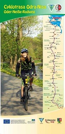 Do povědomí nadšených českých cyklistů se stále více dostává stezka vedoucí až na Balt.
