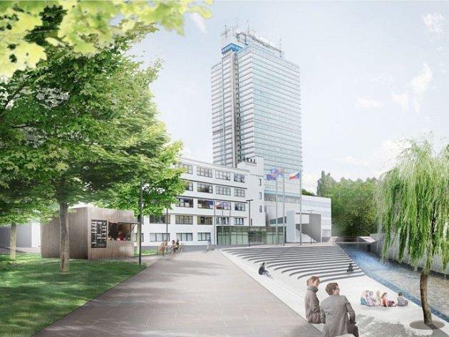 1. cenu získal účastník: re:architekti studio s.r.o. /návrh č. 9./