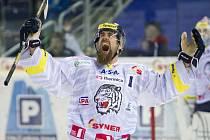 Utkání 46. kola Tipsport extraligy mezi týmy Bílí Tygři Liberec – HC Energie Karlovy Vary