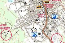 Pro návštěvníky Liberce budou během Světového poháru připravena dvě záchytná parkoviště a kyvadlová doprava na Ještěd.