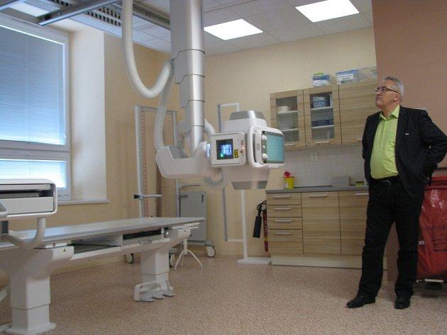 ZDRAVOTNICTVÍ / Krajská nemocnice Liberec