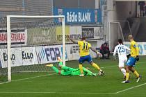 Slovan vyhrál na podzim v Teplicích 2:1.