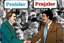 Zajímá vás, proč se v některém městě vyskytuje tolik Preislerů a jinde se to jen hemží Šourkovými? A jak jsme na tom u nás, na Liberecku, kde před válkou žili převážně Němci?