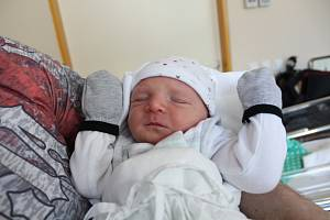 Jan Rydval. Narodil se 14. října v liberecké porodnicimamince Zuzaně Rydvalové z Liberce. Vážil 4,15 kg.