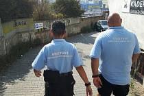 V budoucnu by mohlo být ve městě až 10 asistentů prevence kriminality. Město na ně chce získat dotaci.