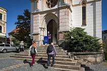 Kostel Farského.