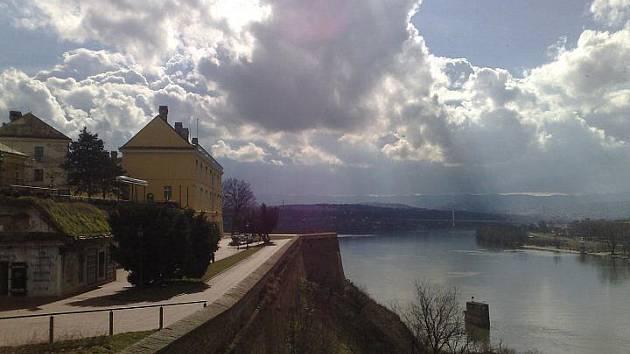 Liberecký cestovatel Matěj Linhart zavítal do srbského města Nový Sad.